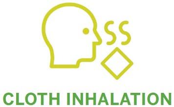Cloth Inhalation