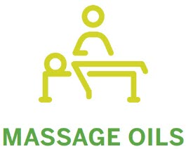 Massage Oils Application Method