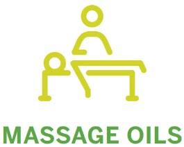 Massage Oils Application Method